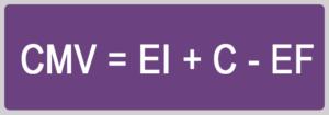 CMV = EI + C - EF